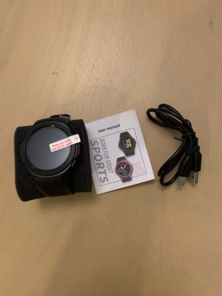 Used Black smart watch 21 in Dubai, UAE