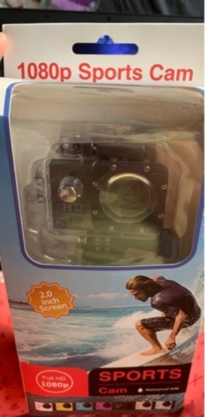 Used ACTION CAM in Dubai, UAE