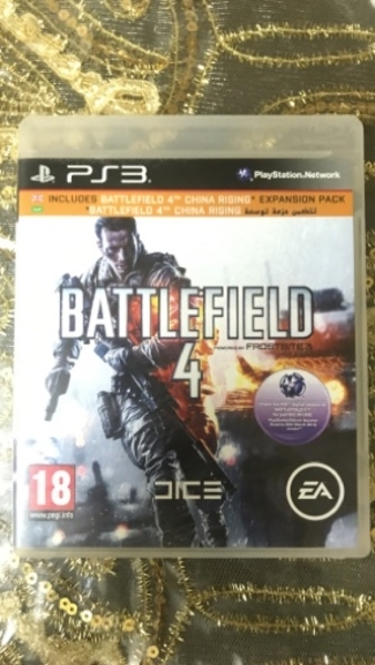 Used Battlefield 4 in Dubai, UAE