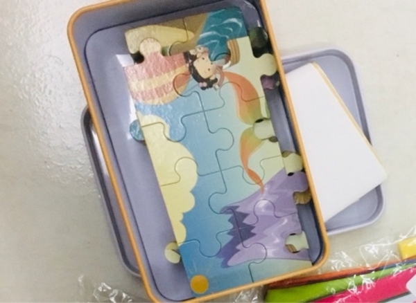 Used Kids puzzle New in Dubai, UAE