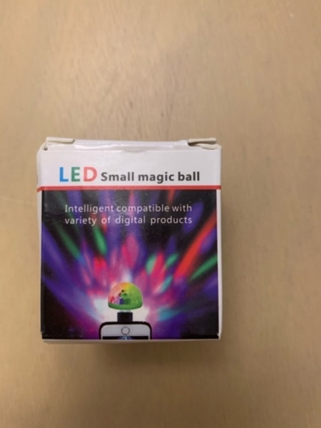 Used Magic light ball in Dubai, UAE