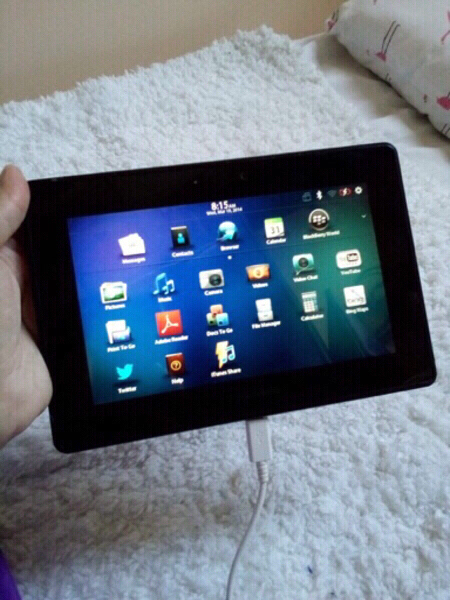 Used Blackberry Playbook 16GB in Dubai, UAE