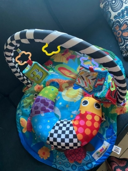 Used Baby Jumper, Baby Gym and Baby Swing in Dubai, UAE