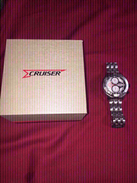 Used Cruiser watch Original  in Dubai, UAE