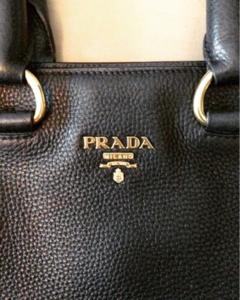 Used Prada Tote Bag in Dubai, UAE