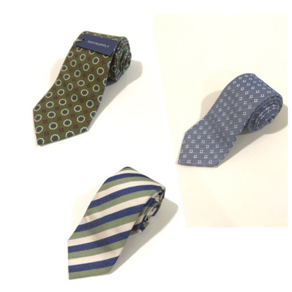 Used SUPER SALE 🎉 SUIT SUPPLY Ties 3 Pcs. in Dubai, UAE