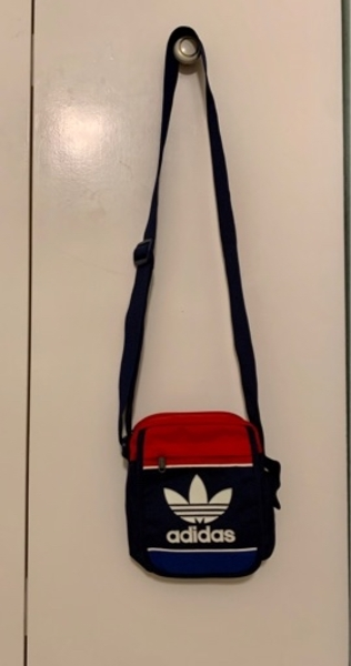 Used Original Adidas cross body bag in Dubai, UAE