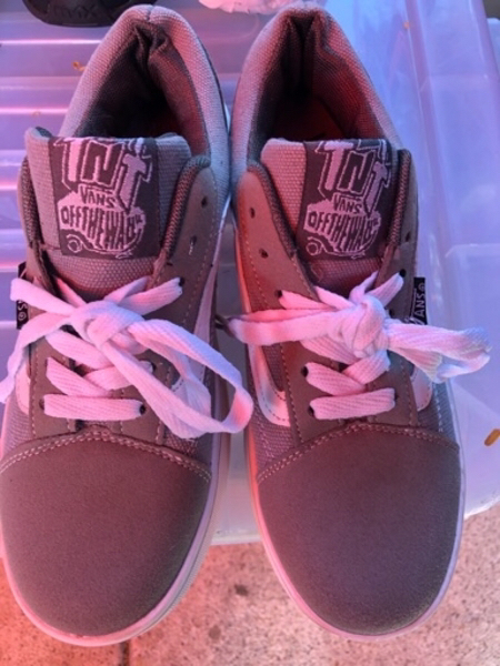 Used Vans TNT Off The Wall size 40 in Dubai, UAE