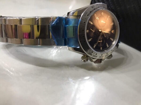 Used ROLEX blue ⌚️✨ in Dubai, UAE