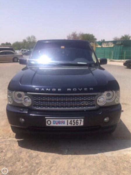 Used Ranger rover 2015 model for sell in Dubai, UAE