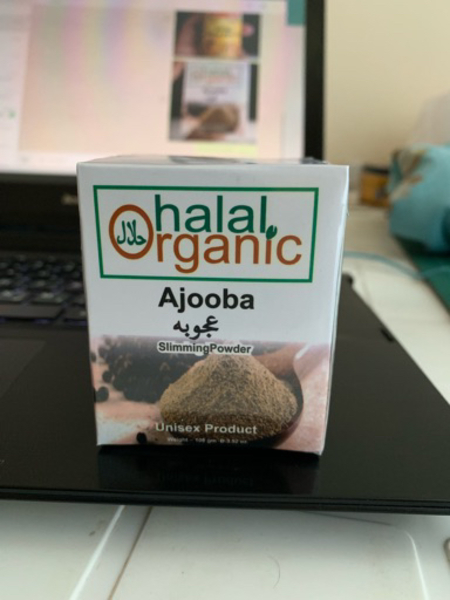 Used Halaal glow slimming powder in Dubai, UAE