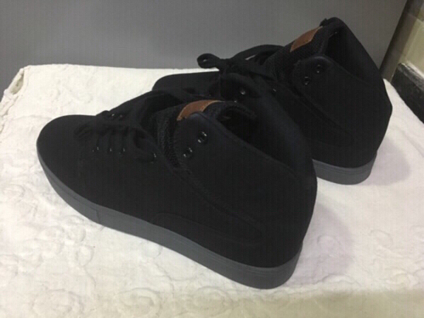 Used Spanning men's shoes size 42 in Dubai, UAE