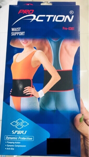 Used Waist Support / Unisex  💙 in Dubai, UAE