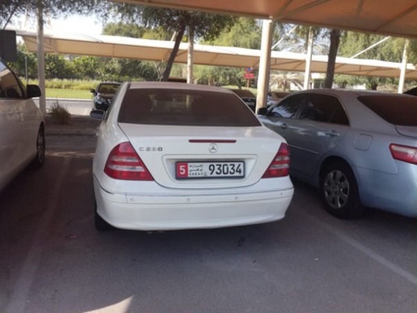 Used Mercedez Benze in Dubai, UAE