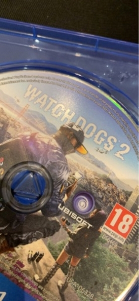 Used WATCH DOGS 2/ PS4 in Dubai, UAE