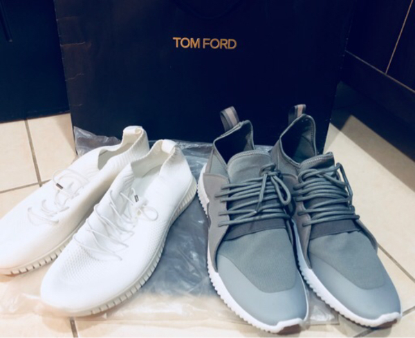 Used ((( 3 ))) pair new shoes OFFER in Dubai, UAE