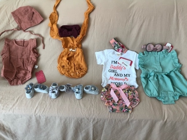 Used Rompers for toddler in Dubai, UAE