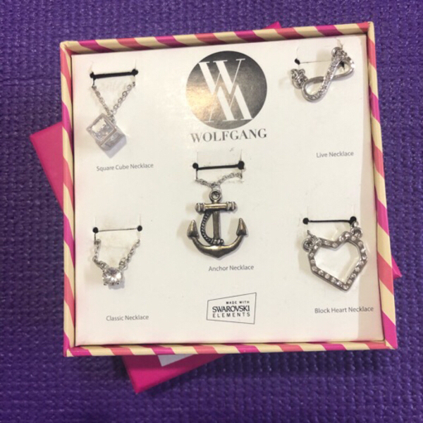 Used 5 Different Design of Wolfgang Necklaces in Dubai, UAE