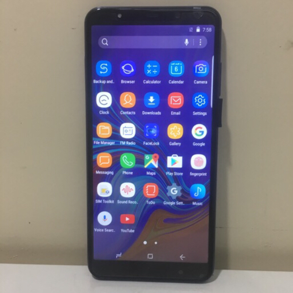 Used 6.1 inch 8.1 android smartphone  in Dubai, UAE