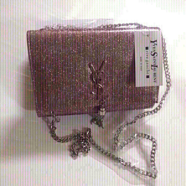 775979d8171 Pink and silver Yves Saint Laurent(YSL), p346058 - Melltoo.com