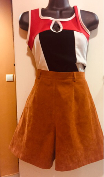 """Used Size25""""  tulip skirt with top in Dubai, UAE"""