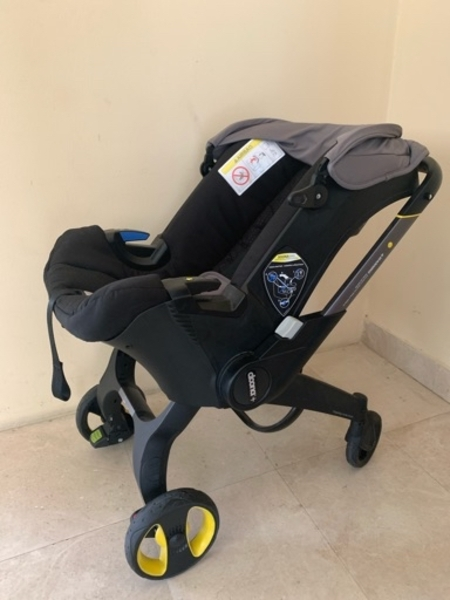 Used Doona+ Infant Car Seat and Stroller in Dubai, UAE
