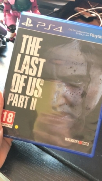 Used The last of us ll in Dubai, UAE
