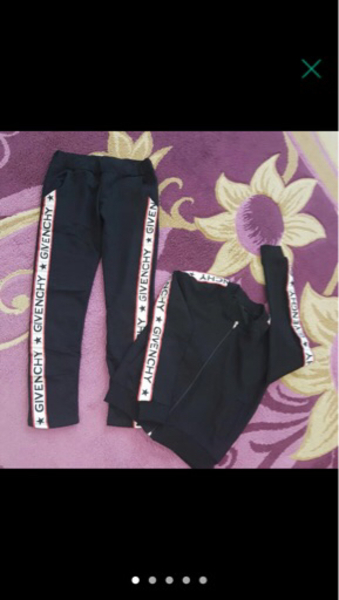 Used Givenchy jogging set in Dubai, UAE