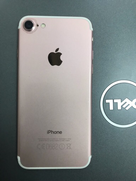 Used Iphone 7 32gb Rose gold in Dubai, UAE