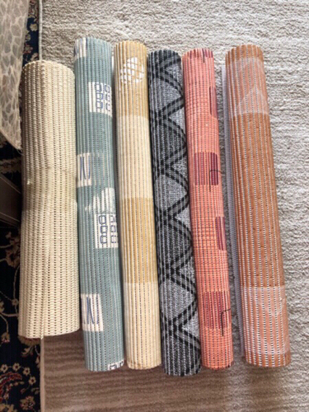 Used 6 carpets bundle unused in Dubai, UAE
