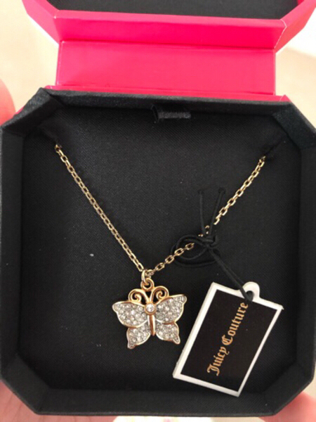 Used Authentic Juicy Couture Necklace in Dubai, UAE