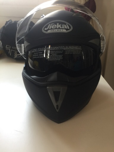 Used New motorcycle 🏍 helmet ⛑ in Dubai, UAE