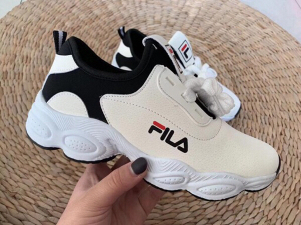 Used New fila shoes class A (size 36 to 40) in Dubai, UAE