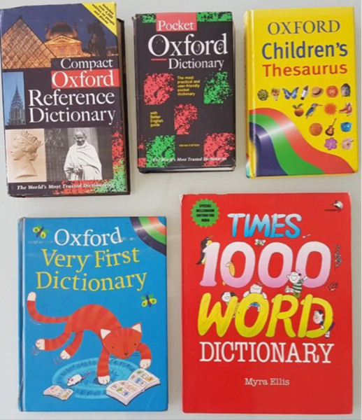 Used Books in good condition.Priced to sell in Dubai, UAE