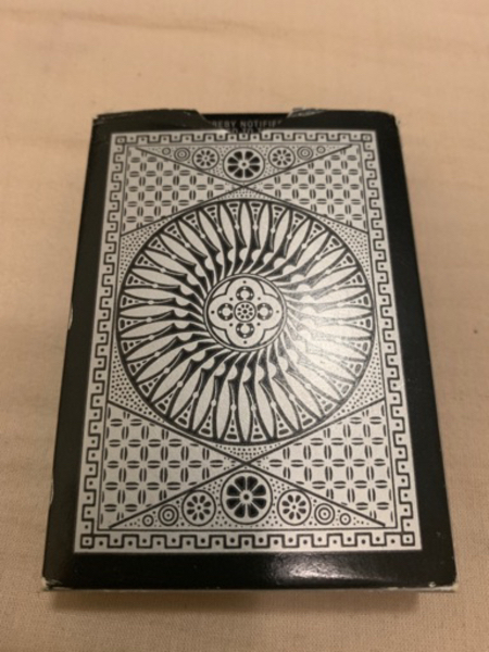 Used Viper Tally-Ho Playing Cards with Case in Dubai, UAE