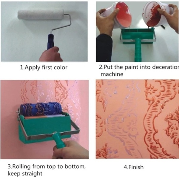 Used Rubber printing roller + paint roller in Dubai, UAE