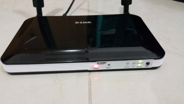 Used D-Link 4G LTE Dual Band Router Black in Dubai, UAE