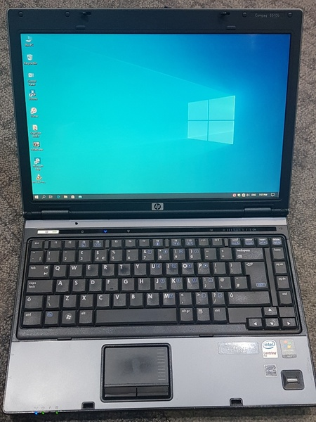 Used HP Compaq - 6510b good condition in Dubai, UAE