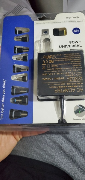 Used Laptop adapter (charger ) for sell in Dubai, UAE