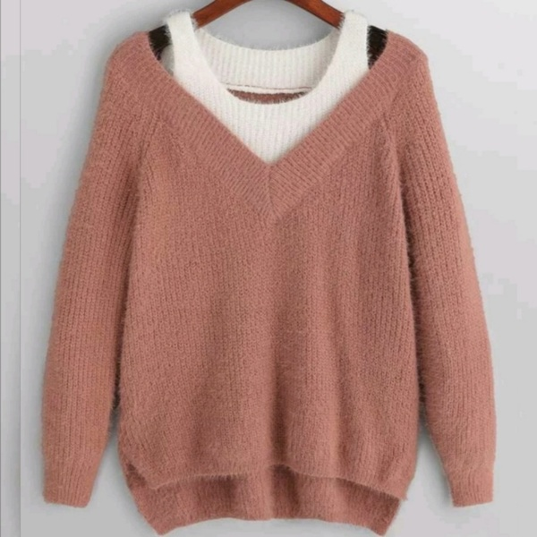 Used Pink winter top in Dubai, UAE