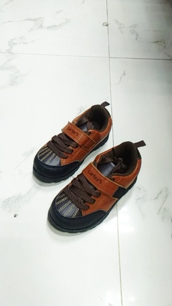 Used Original Carter's Shoes for kids size 10 in Dubai, UAE