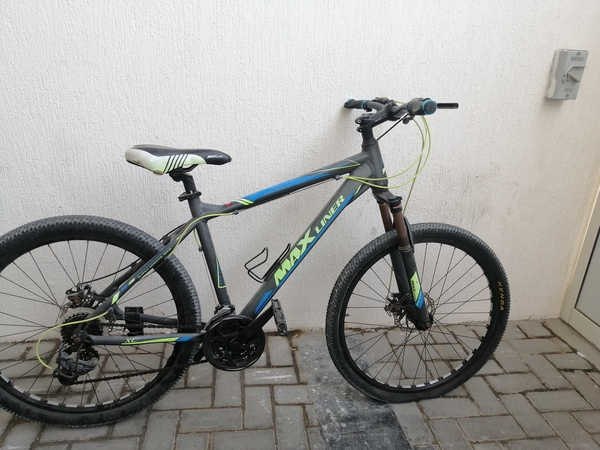Used By cycle in Dubai, UAE