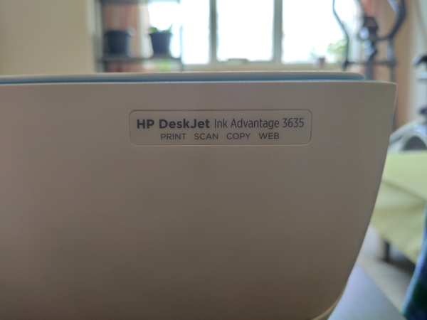 Used Hp Smart Deskjet Printer in Dubai, UAE