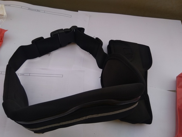 Used Outdoor Sports Belt Bag in Dubai, UAE