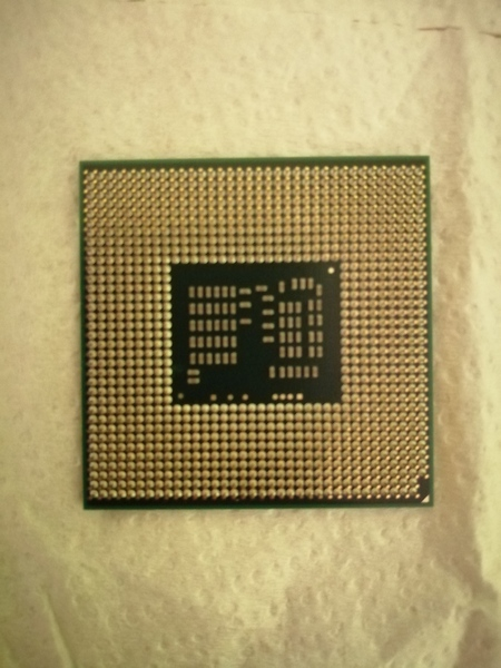 Used Intel core i5 480m 2.76ghz for laptop in Dubai, UAE