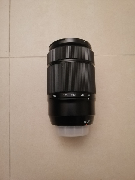 Used FUJIFILM XC 50-230mm camera lens in Dubai, UAE