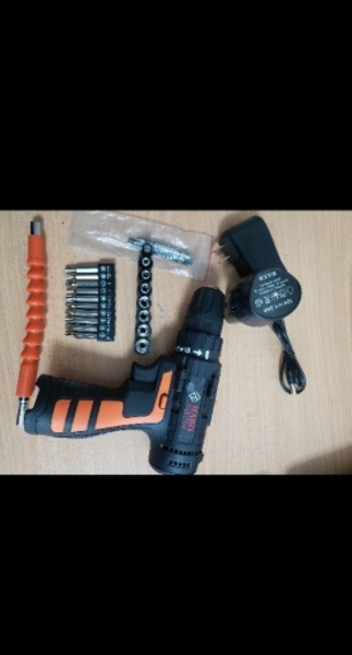 Used New Electric Srew drill high quality in Dubai, UAE