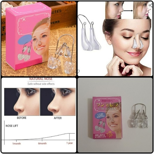 Used 2pcs Nose Massager tool and nose lifter. in Dubai, UAE