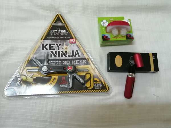 Used 3 in 1 bundle deal key Ninja and other in Dubai, UAE