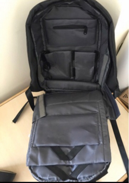 Used Anti theft back pack in Dubai, UAE
